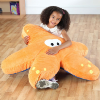 Twinkle Starfish Giant Soft play Floor Cushion